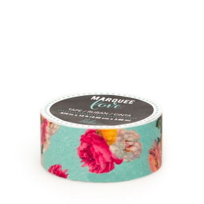 312814-marquee-tape-teal-floral-7-8-inch