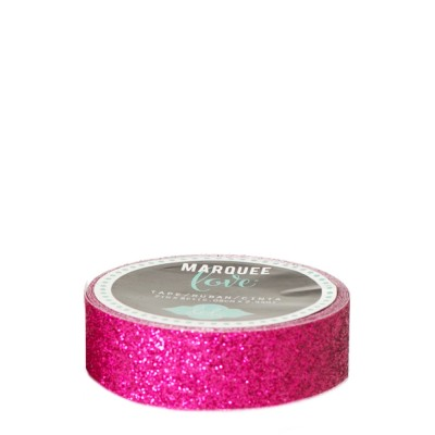 369389-Marquee-Love-Pink-7-8-Gitter-tape