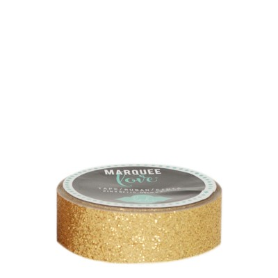 369454-Marquee-Love-gold-7-8-Inch-glitter-tape