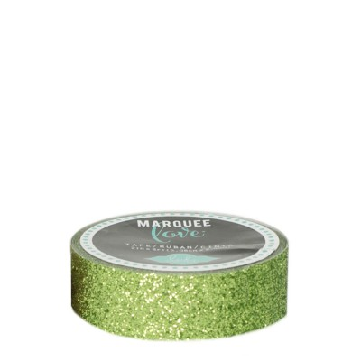 369798-Marquee-Love-Lime-Green-2-Inch-glitter-tape
