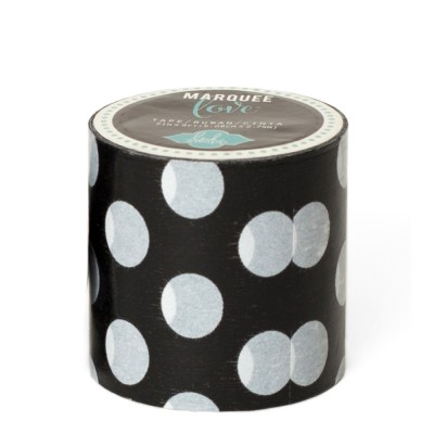 369801-Marquee-tape-Black-dot-2-inch