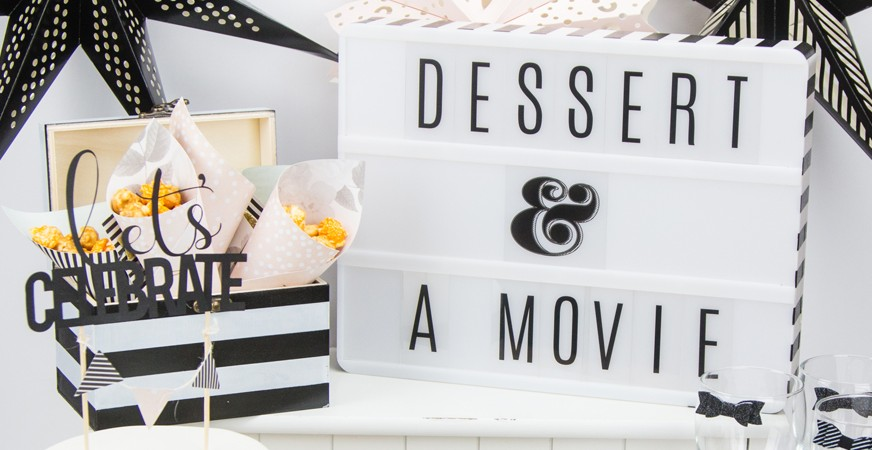 Dessert and a Movie by Jennifer Evans_Featured