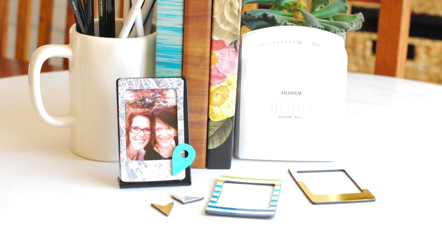 Instax Photo Focus | @jamiepate for @heidiswapp