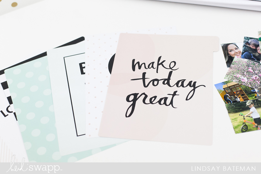 Create a Laminated Photo Folder Dashboard for you Memory Planner @lindsaybateman for @heidiswapp