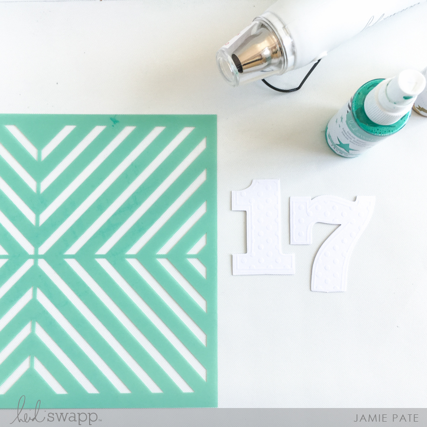 Color Shine + Color Magic | @jamiepate for @heidiswapp