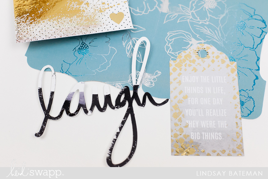 ENJOY LIFE MINC KIT TRANSFORMATION @lindsaybateman for @heidiswapp