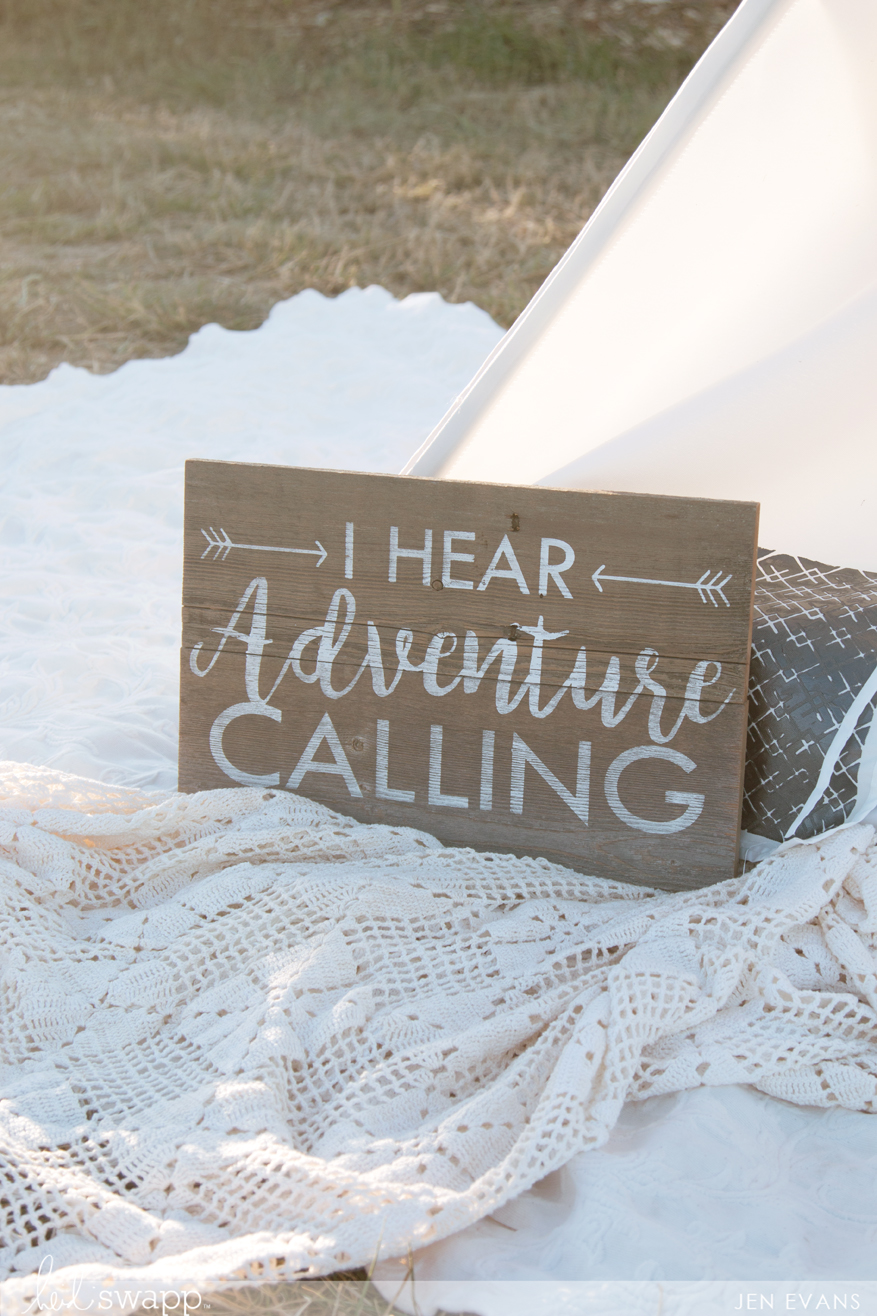 Camp Marquee Love by @createoften for @heidiswapp