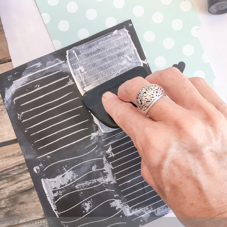 Foil up a Planner Dashboard with the Heidi Swapp Minc Machine. Jamie Pate shows you how. | @jamiepate for @heidiswapp