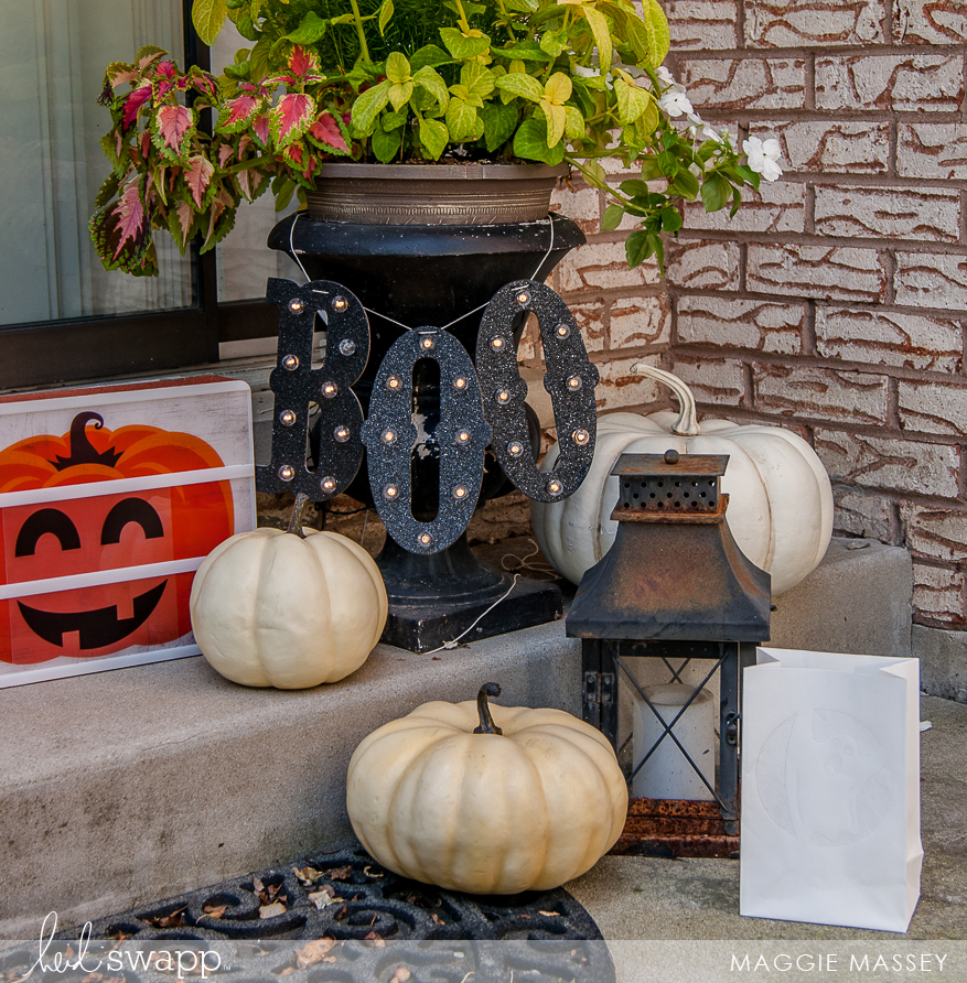 Fun Halloween Decor for 2016! | @MaggieWMassey for @HeidiSwapp