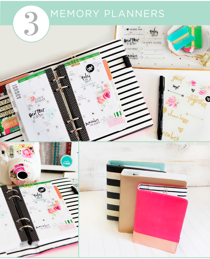3 Memory Planners