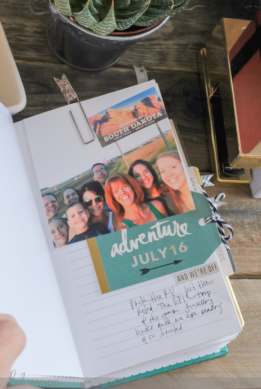 Makings of a Memory Keeper | How to Print Photos by Jamie Pate for Heidi Swapp | @jamiepate for @heidiswapp