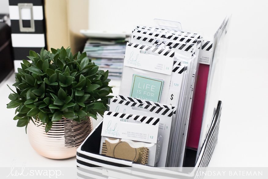 Heidi Swapp Memory Planner I Planning for a New Year @lindsaybateman for @heidiswapp