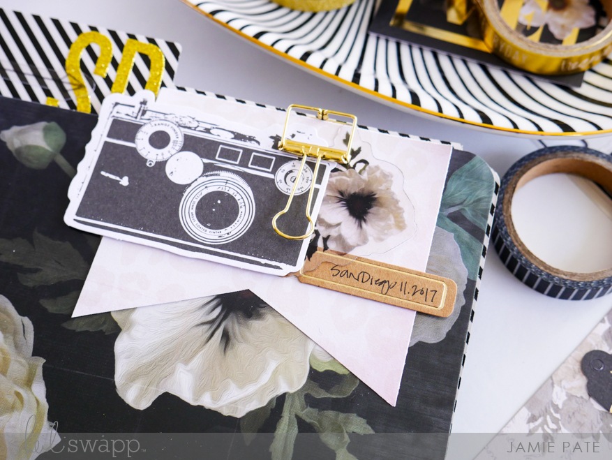 Heidi Swapp Magnolia Jane Memory Files by Jamie Pate | @jamiepate for @heidiswapp