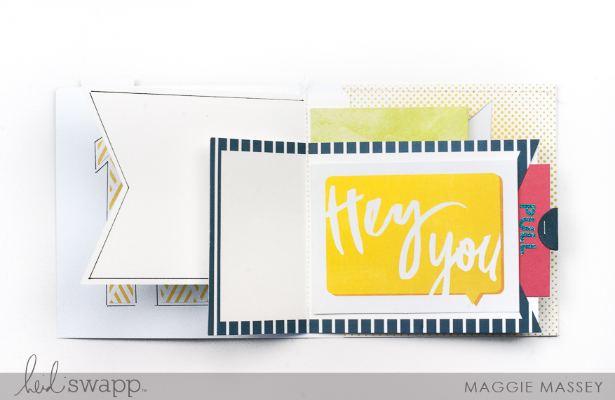 Heidi Swapp Stationery :: Semi-Handmade cards | Maggie Massey for Heidi Swapp