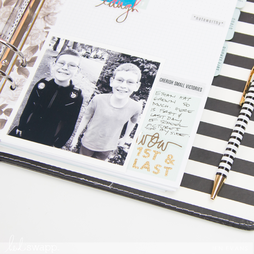 June Memory Planner Pages by @createoften for @heidiswapp