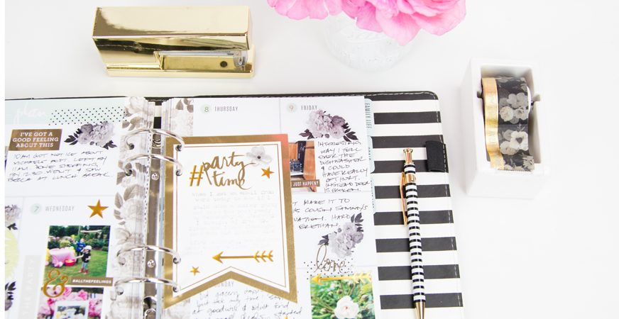 MemoryPlannerPages by Jen Evans_Featured