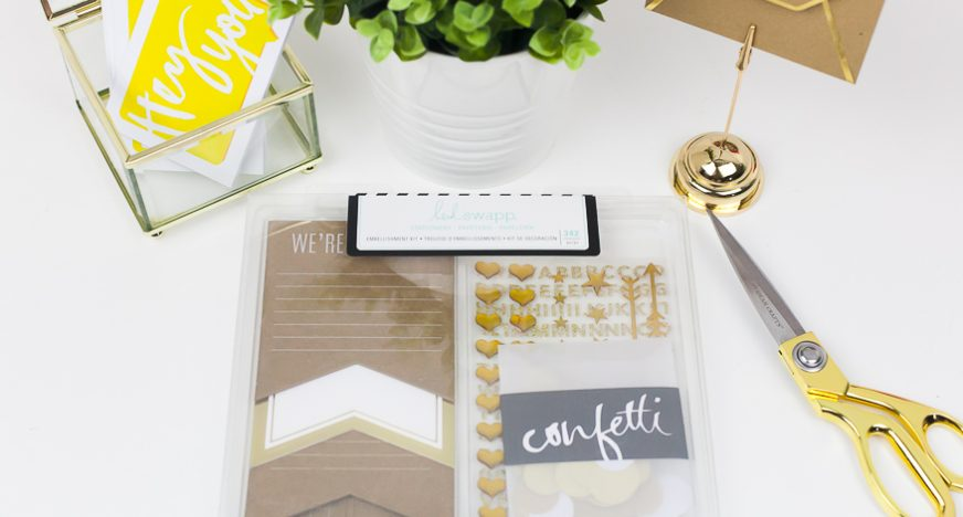 Heidi Swapp Stationery for Fathers Day I @lindsaybateman for @heidiswapp