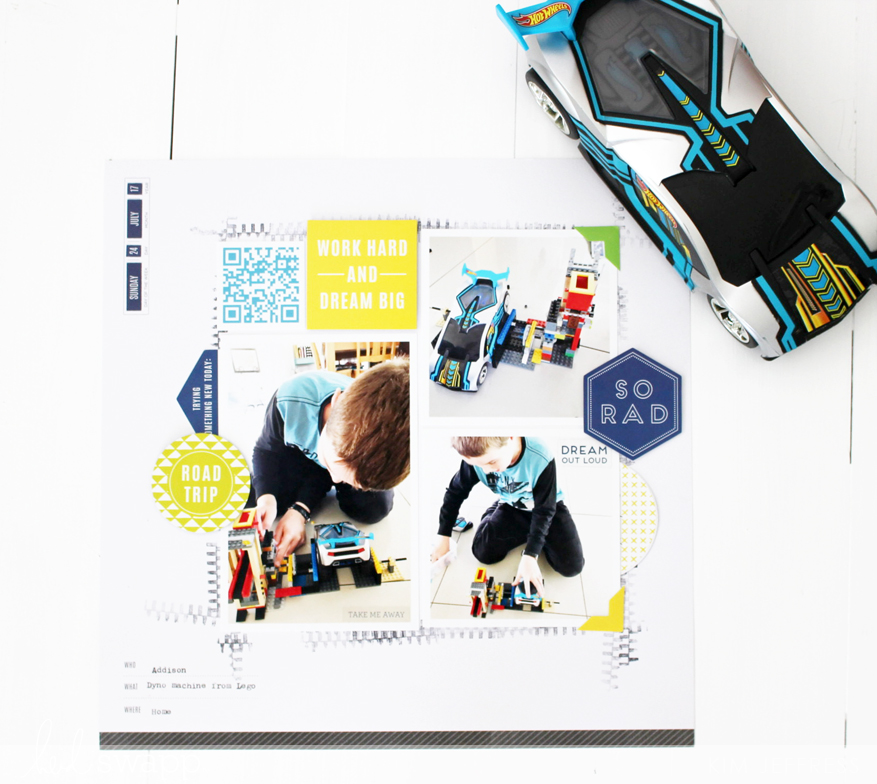 Heidi Swapp storyline collection