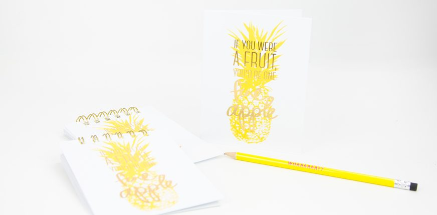DIY Notebooks made from stationery cards by @createoften for @heidiswapp