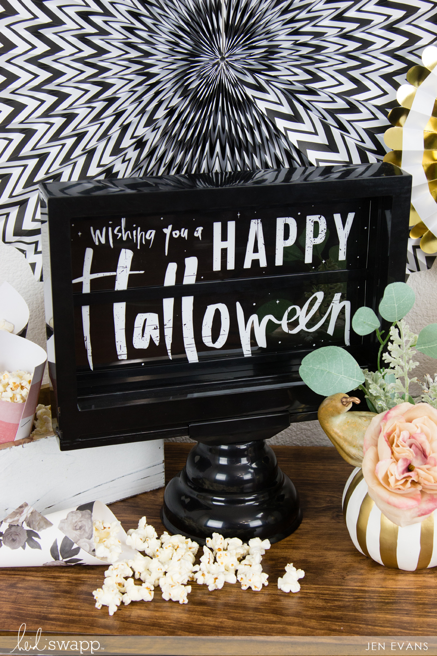 Lightbox Glow goes glam! by @createoften for @heidiswapp