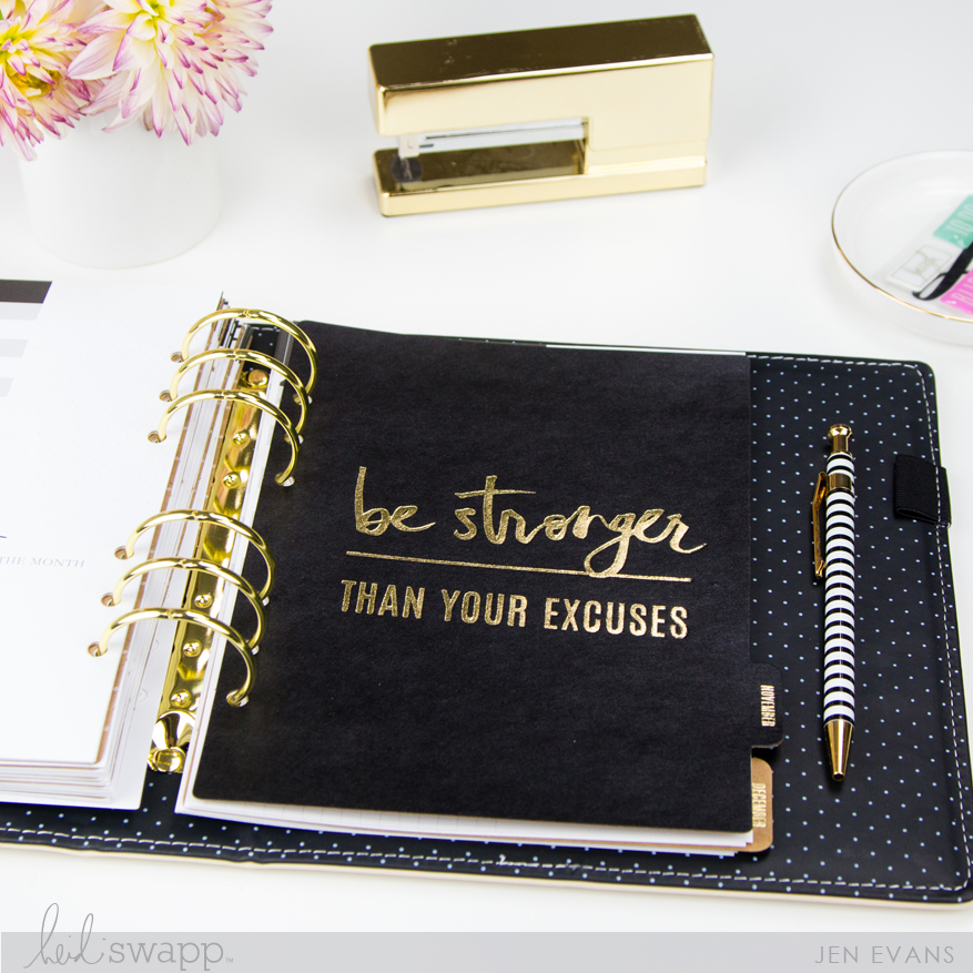 Unboxing of the 2018 Heidi Swapp Large Memory Planner Kit by @createoften for @heidiswapp