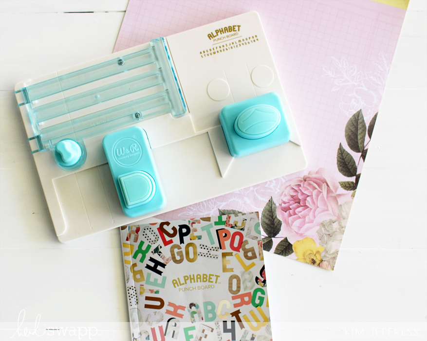 Heidi Swapp Time Flies Memory Planner