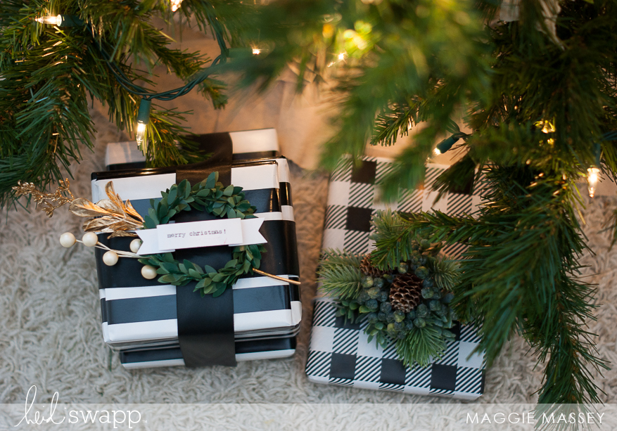Instax Mini 9 + Instax Vintage | The Perfect Gift This Christmas :: Maggie Massey for Heidi Swapp