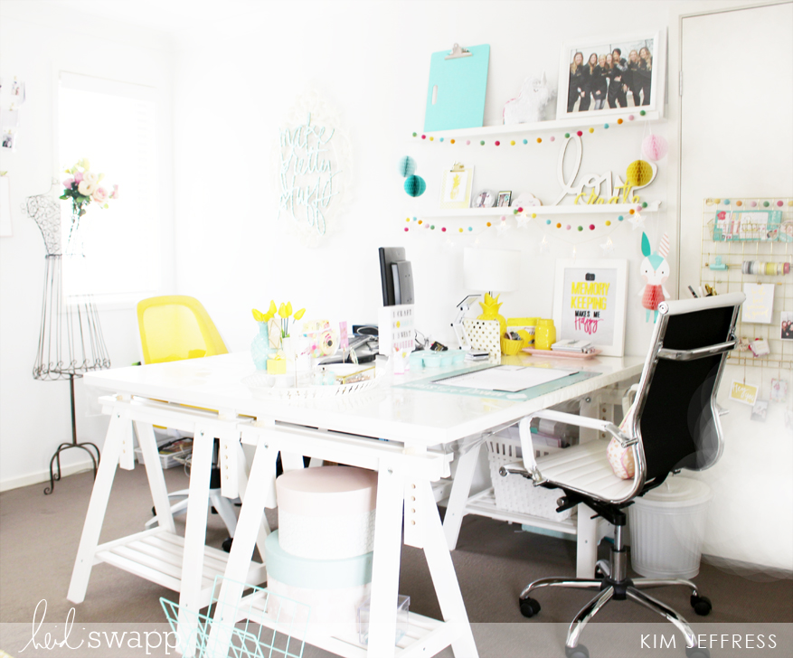 Heidi Swapp Media Team craft studio
