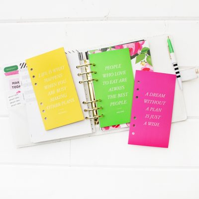 Introducing Heidi Swapp 2018 Fresh Start Memory Planners @heidiswapp