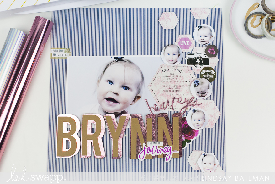 minc it monday hawthorne layout I @lindsaybateman for @heidiswapp