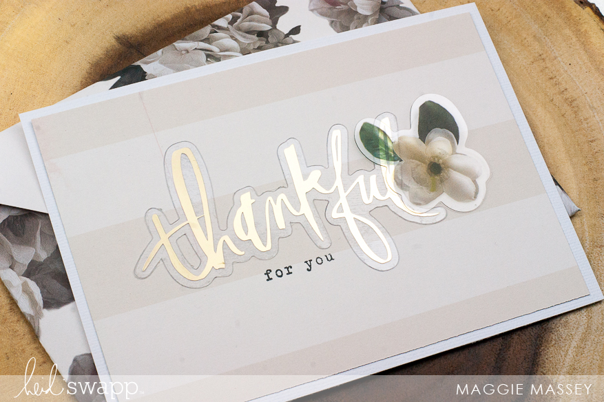 Magnolia Jane :: Cards | @MaggieWMassey for @HeidiSwapp