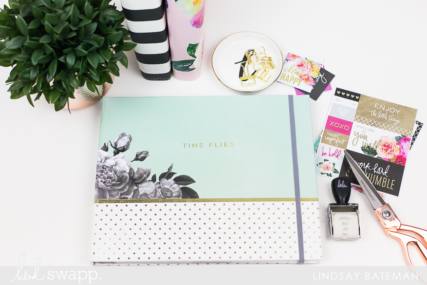 time flies memory planner heidi swapp