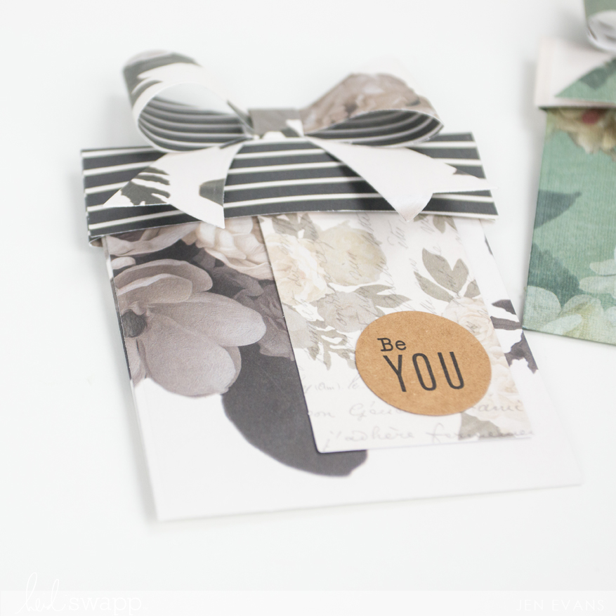 Magnolia Jane gift cards made with a die cut set by @createoften for @heidiswapp and @wermemorykeepers