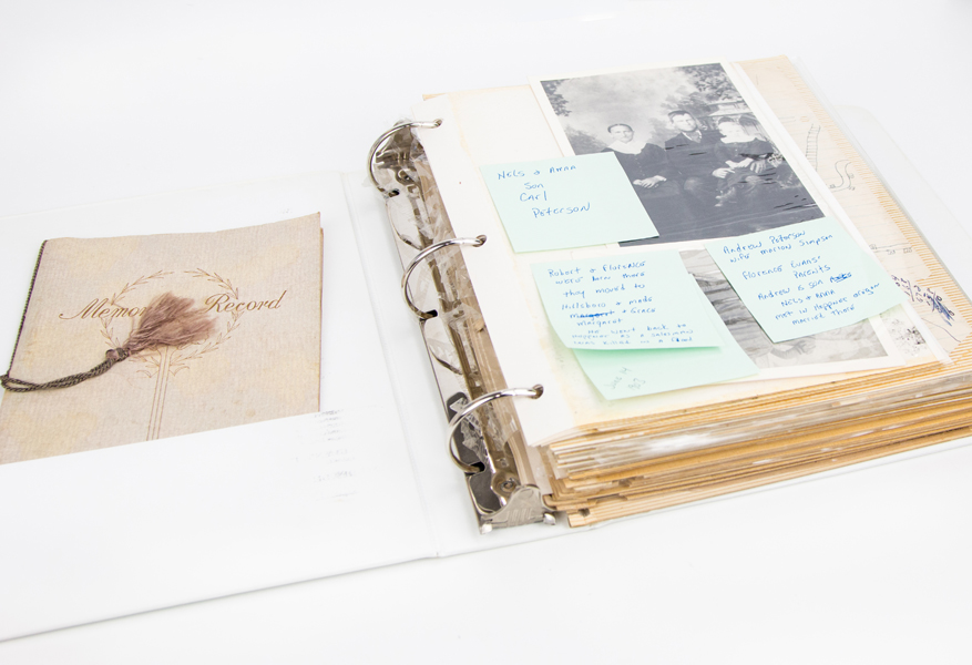 How to preserve your family's history album with @heidiswapp Storyline by @createoften