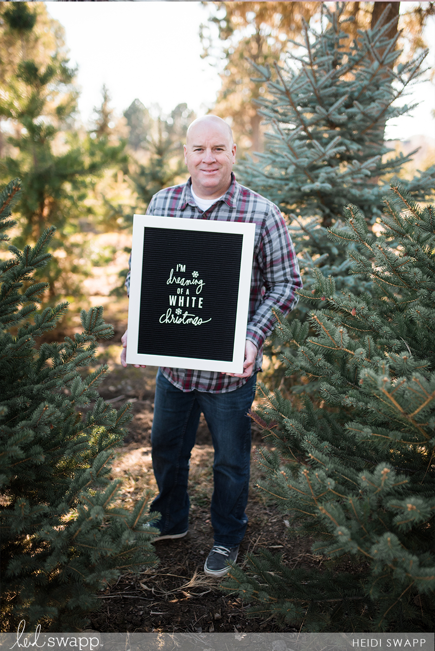 The Formula to Perfect Holiday Photos (and it is not what you think) Letterboard by @heidiswapp